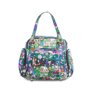JU-JU-BE BE SUPPLIED PUMP BAG - TOKIDOKI CAMP TOKI