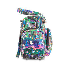 Load image into Gallery viewer, JU-JU-BE BE SUPPLIED PUMP BAG - TOKIDOKI CAMP TOKI