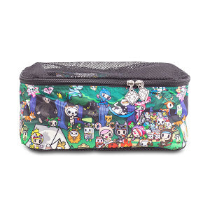 JU-JU-BE BE ORGANISED PACKING CUBES - TOKIDOKI CAMP TOKI
