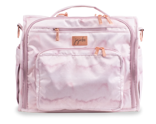 JU-JU-BE B.F.F. CONVERTIBLE BACKPACK - ROSE QUARTZ
