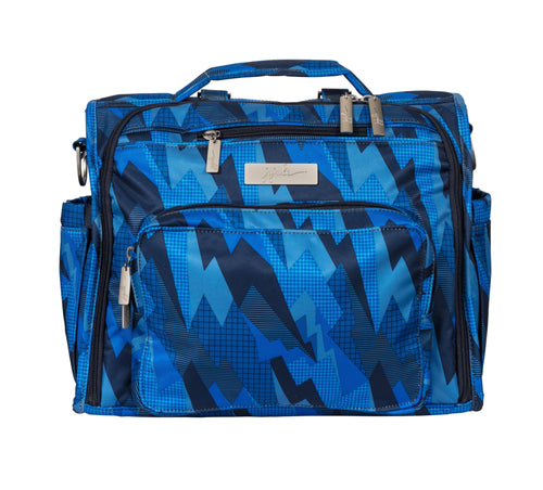 JU-JU-BE B.F.F. CONVERTIBLE BACKPACK - BLUE STEEL
