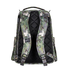 Load image into Gallery viewer, JU-JU-BE BE RIGHT BACK BACKPACK NAPPY BAG - BUTTERFLY FOREST