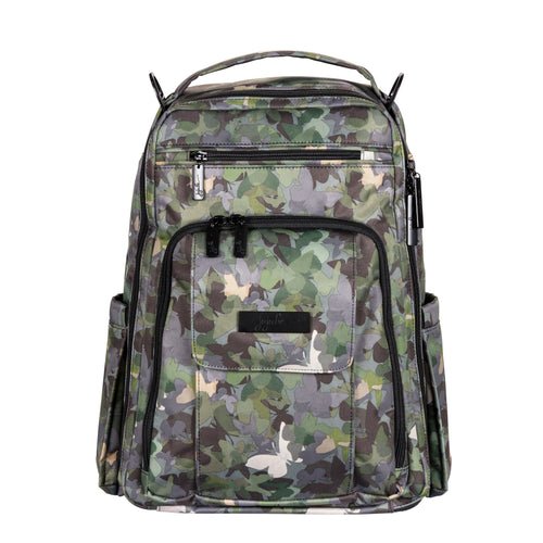 JU-JU-BE BE RIGHT BACK BACKPACK NAPPY BAG - BUTTERFLY FOREST