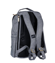 Load image into Gallery viewer, JU-JU-BE BE RIGHT BACK BACKPACK NAPPY BAG - GEO