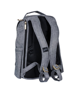 JU-JU-BE BE RIGHT BACK BACKPACK NAPPY BAG - GEO