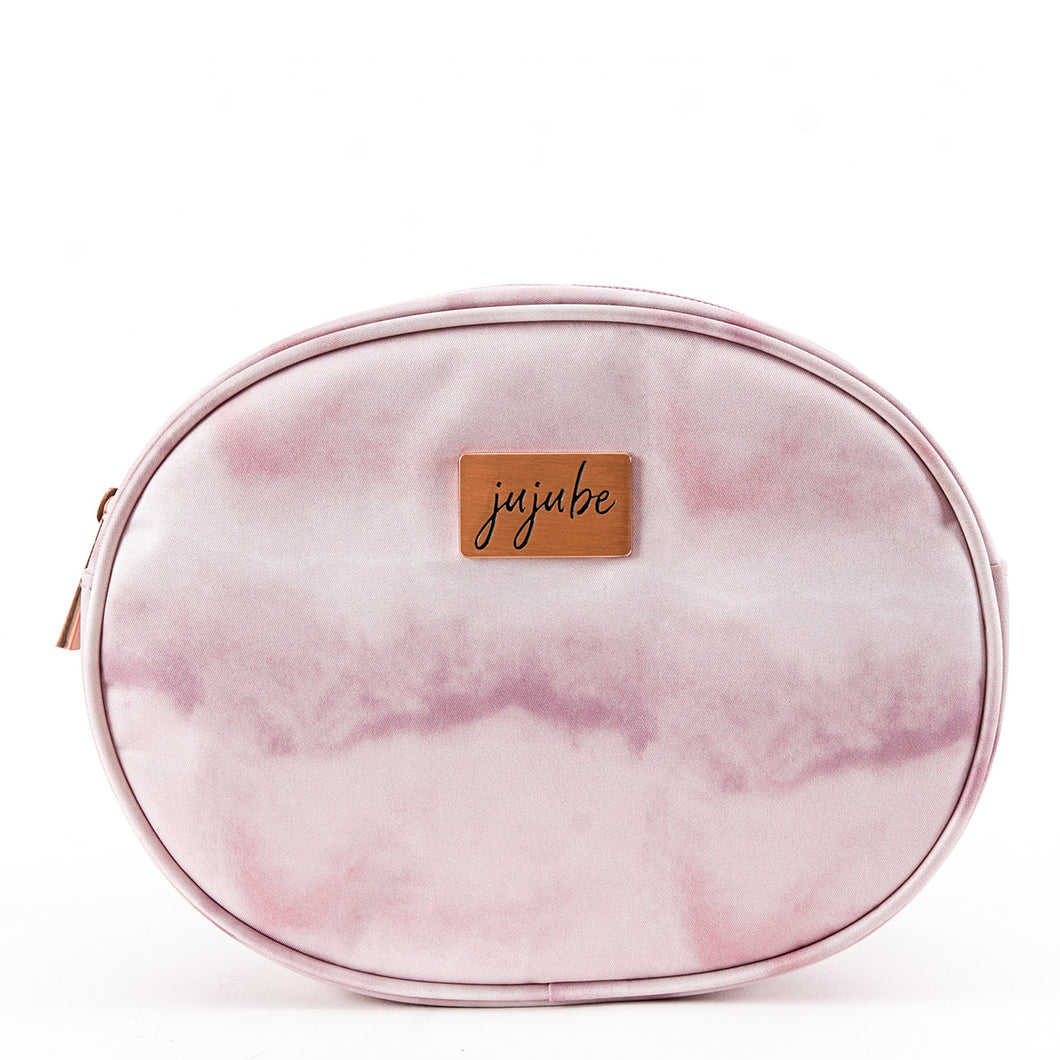 JU-JU-BE FREEDOM BELT BAG - ROSE QUARTZ