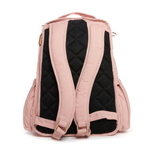 Load image into Gallery viewer, JU-JU-BE BE RIGHT BACK BACKPACK NAPPY BAG - CHROMATICS BLUSH