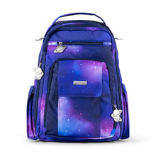 Load image into Gallery viewer, JU-JU-BE BE RIGHT BACK BACKPACK NAPPY BAG - GALAXY
