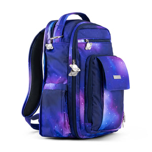 JU-JU-BE BE RIGHT BACK BACKPACK NAPPY BAG - GALAXY