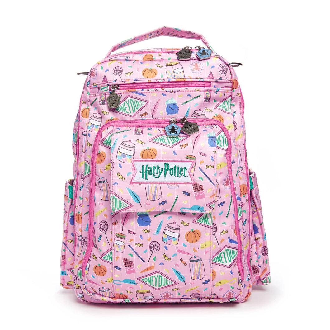 JU-JU-BE BE RIGHT BACK BACKPACK NAPPY BAG - HARRY POTTER | HONEYDUKES