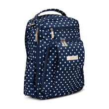 Load image into Gallery viewer, JU-JU-BE BE RIGHT BACK BACKPACK NAPPY BAG - NAVY DUCHESS