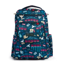 Load image into Gallery viewer, JU-JU-BE BE RIGHT BACK BACKPACK NAPPY BAG - HARRY POTTER | PLATFORM 9 3/4
