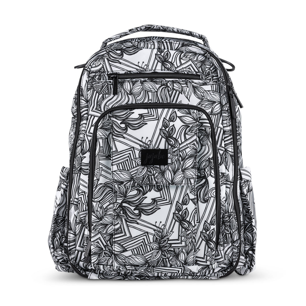 JU-JU-BE BE RIGHT BACK BACKPACK NAPPY BAG - SKETCH