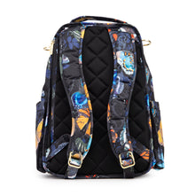 Load image into Gallery viewer, JU-JU-BE BE RIGHT BACK BACKPACK NAPPY BAG - SOCIAL BUTTERFLY 🦋