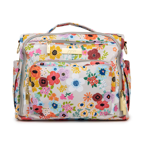 JU-JU-BE B.F.F. CONVERTIBLE BACKPACK - ENCHANTED GARDEN 🌸