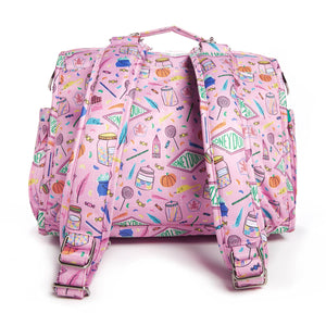 JU-JU-BE B.F.F. CONVERTIBLE BACKPACK - HARRY POTTER | HONEYDUKES