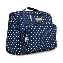 Load image into Gallery viewer, JU-JU-BE B.F.F. CONVERTIBLE BACKPACK - NAVY DUCHESS