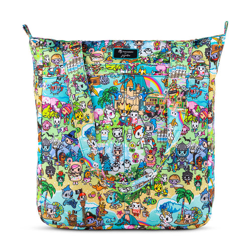 JU-JU-BE BE LIGHT TOTE - TOKIDOKI FANTASY PARADISE