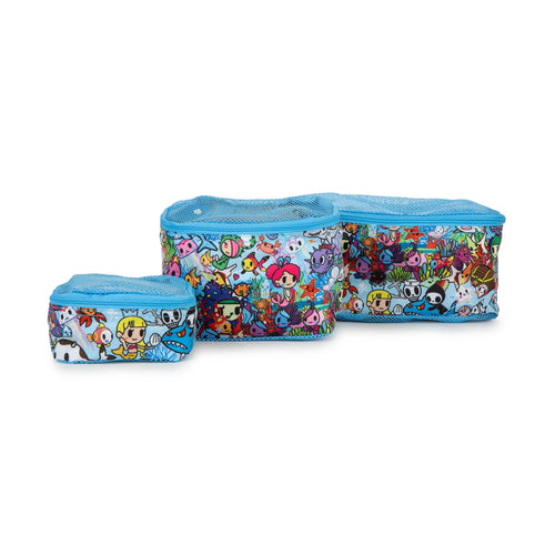 JU-JU-BE | BE ORGANISED PACKING CUBES | SEA AMO 2.0