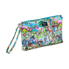Load image into Gallery viewer, JU-JU-BE BE QUICK CLUTCH - TOKIDOKI FANTASY PARADISE