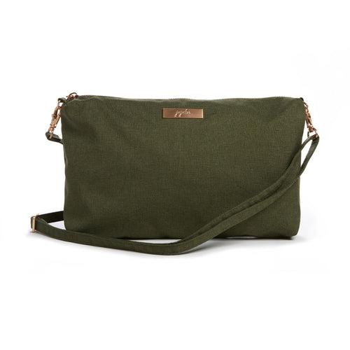 JU-JU-BE BE QUICK CLUTCH - OLIVE ROSE 2.0