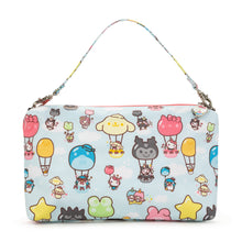 Load image into Gallery viewer, JU-JU-BE | BE QUICK CLUTCH | HELLO KITTY PARTY IN THE SKY