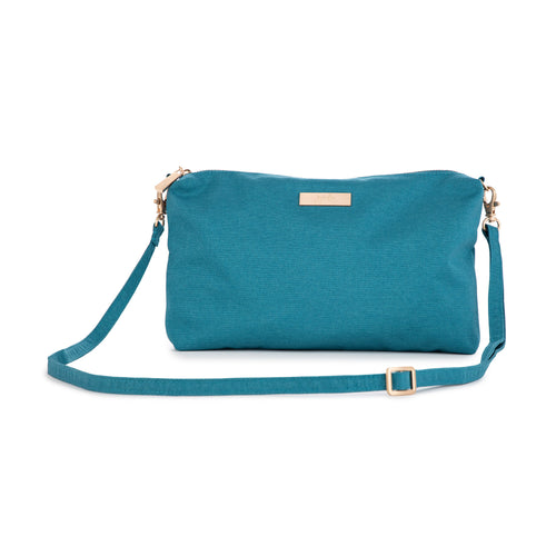 JU-JU-BE | BE QUICK CLUTCH | CHROMATICS TEAL LAGOON
