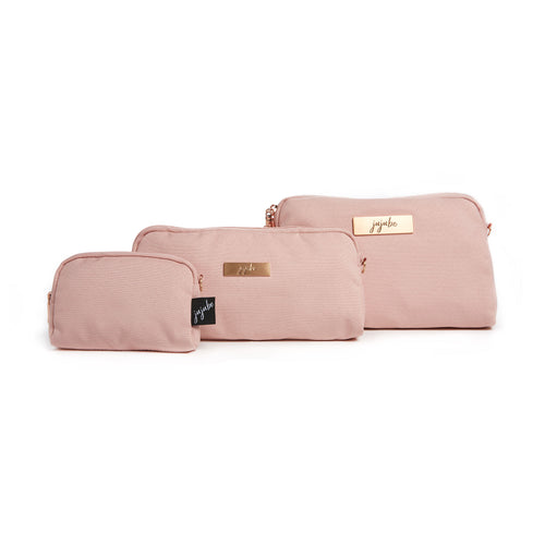 JU-JU-BE BE SET 3 BAGS - CHROMATICS BLUSH
