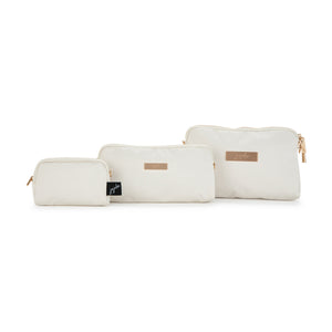 JU-JU-BE | BE SET 3 BAGS | CHROMATICS 3.0 LINEN