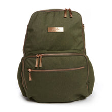 Load image into Gallery viewer, Ju-Ju-Be Zealous Backpack - Chromatics Olive Rose 2.0