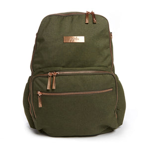Ju-Ju-Be Zealous Backpack - Chromatics Olive Rose 2.0