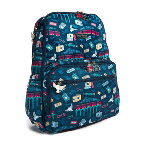 JU-JU-BE ZEALOUS BACKPACK - HARRY POTTER | PLATFORM 9 3/4