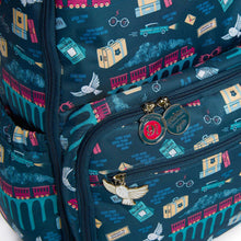 Load image into Gallery viewer, JU-JU-BE ZEALOUS BACKPACK - HARRY POTTER | PLATFORM 9 3/4