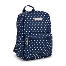 Load image into Gallery viewer, JU-JU-BE MIDI BACKPACK - NAVY DUCHESS