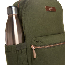 Load image into Gallery viewer, Midi Backpack - Olive Rose 2.0