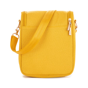 JU-JU-BE | BE COOL COOLER BAG | CHROMATICS GOLDEN AMBER