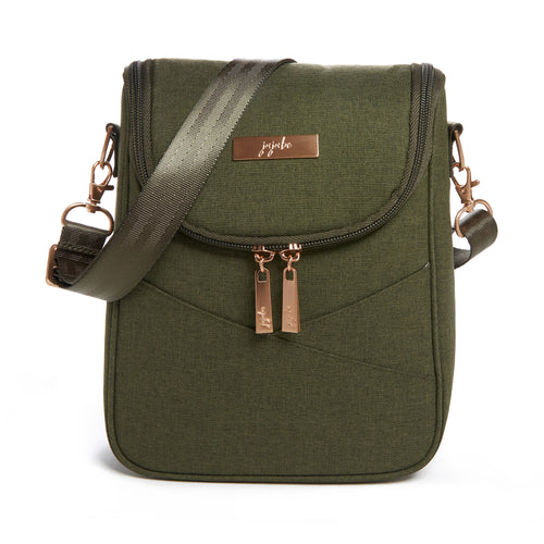 JU-JU-BE BE COOL COOLER BAG - CHROMATICS OLIVE ROSE 2.0