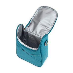JU-JU-BE | BE COOL COOLER BAG | CHROMATICS TEAL LAGOON