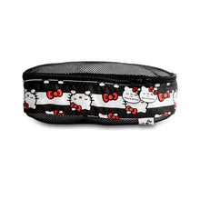Load image into Gallery viewer, JU-JU-BE BE ORGANISED PACKING CUBES - HELLO KITTY DOTS AND STRIPES