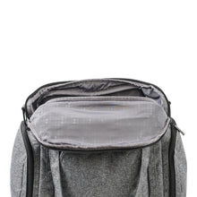 Load image into Gallery viewer, JU-JU-BE BE SUPPLIED PUMP BAG - GRAY MATTER