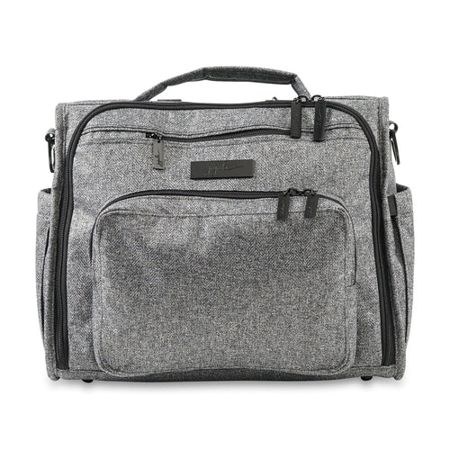 JU-JU-BE B.F.F. CONVERTIBLE BACKPACK - GRAY MATTER