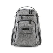 Load image into Gallery viewer, JU-JU-BE BE RIGHT BACK BACKPACK NAPPY BAG - GRAY MATTER