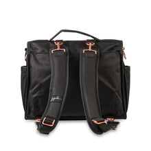 Load image into Gallery viewer, JU-JU-BE B.F.F. CONVERTIBLE BACKPACK - KNIGHT ROSE