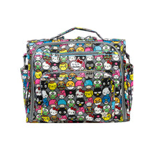 Load image into Gallery viewer, JU-JU-BE B.F.F. CONVERTIBLE BACKPACK - HELLO FRIENDS