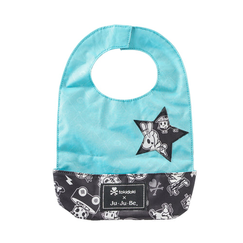 JU-JU-BE BE NEAT BIB - TOKIDOKI QUEENS COURT