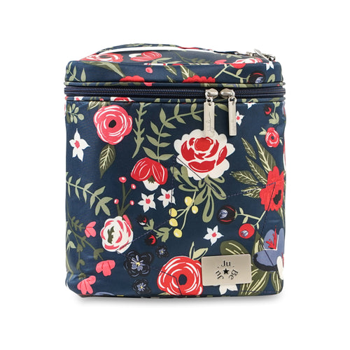 JU-JU-BE FUEL CELL LUNCH BAG - MIDNIGHT POSY