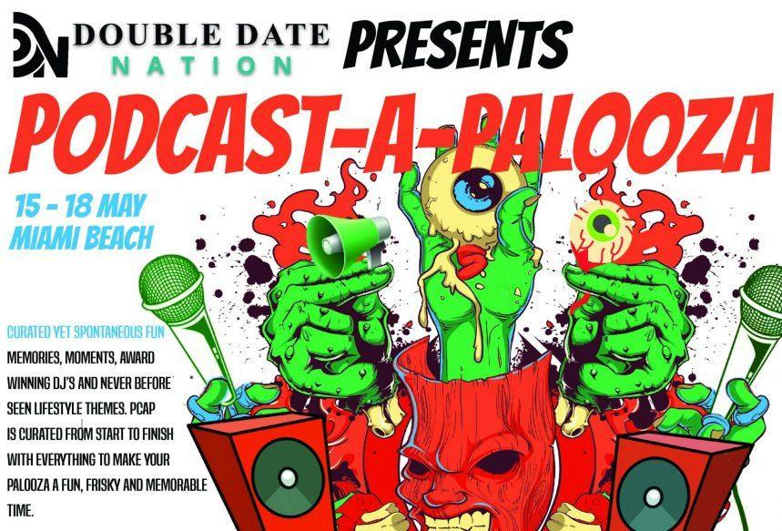 Casual Toys supports Podcast-A-Palooza! - Casual Toys