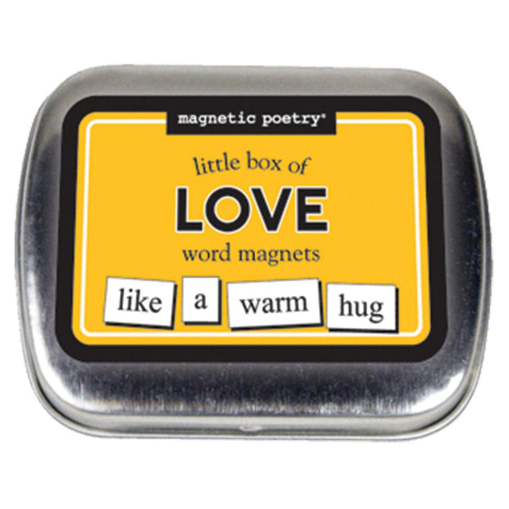 Little Box of Love Word Magnets - Casual Toys
