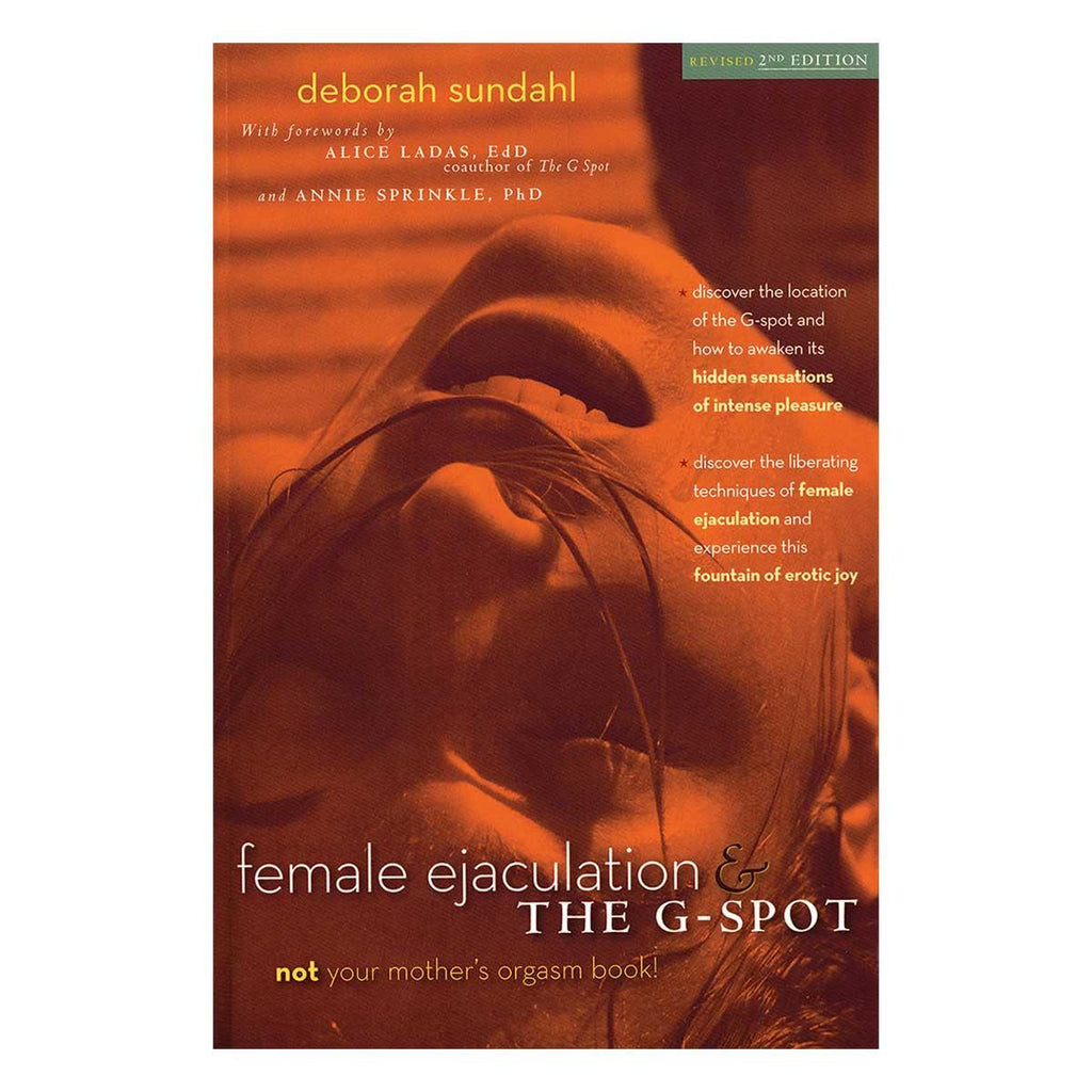 Female Ejaculation & the G-Spot - Revised 2nd Edition - Casual Toys