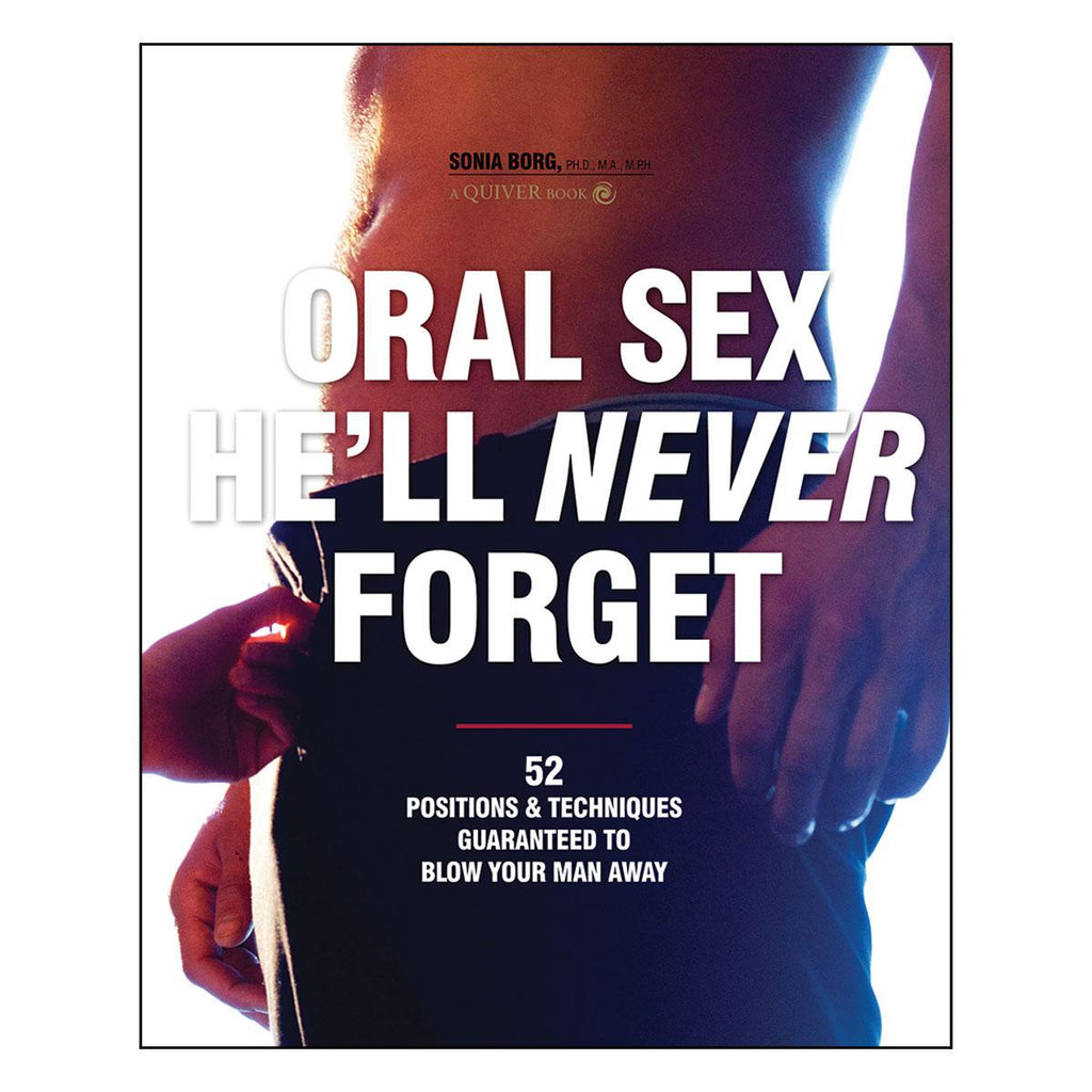 Oral Sex He'll Never Forget - Casual Toys